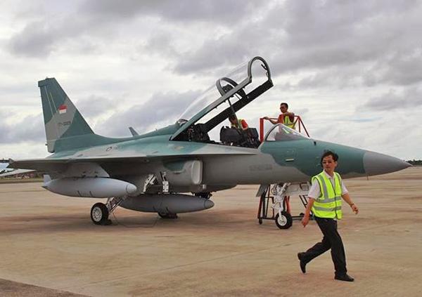 T-50i ВВС Индонезии