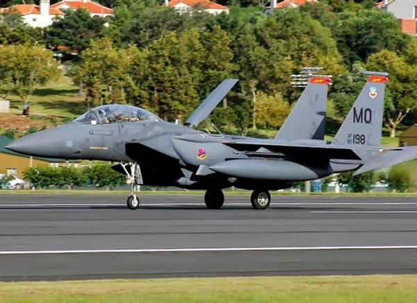F-15E ВВС США (c) blogspot.com