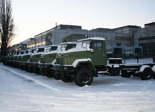 КрАЗ-63221 (6х6)