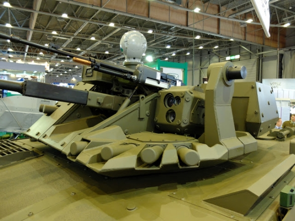 боевой модуль TURRA-30