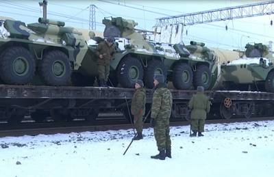 БТР-82АМ (c) www.trkterra.ru