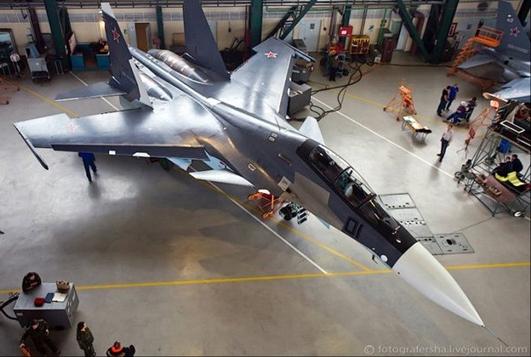 Су-30 СМ (c) gorod48.ru