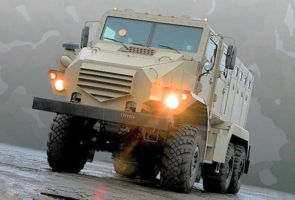 Урал-ВВ (c) trucks.autoreview.ru Грузовики и автобусы №12, 2013