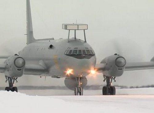 самолет Ил-38Н (c) www.vesti.ru