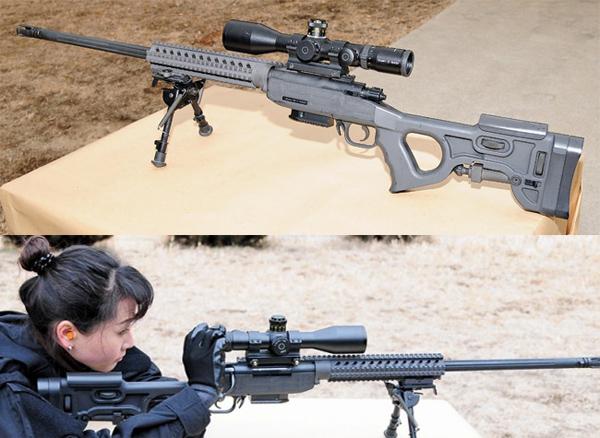 снайперская винтовка K-14