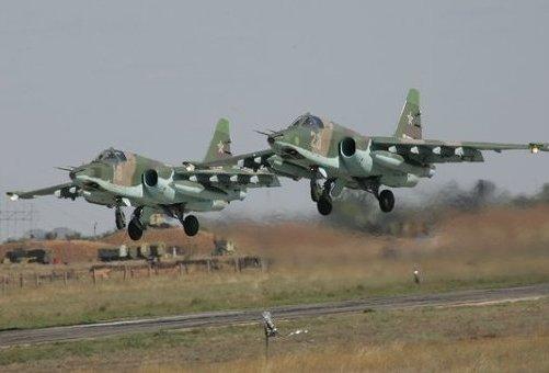 Су-25 (c)  talerpress.ru