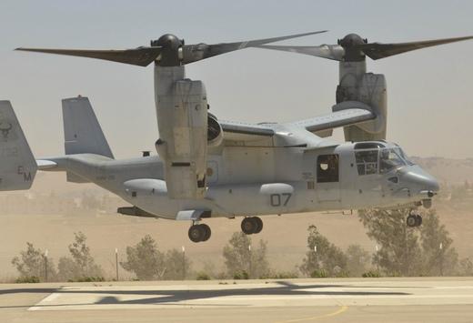 СV-22 Osprey  ВВС США