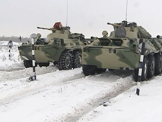 БТР-82АМ (c) www.vesti.ru