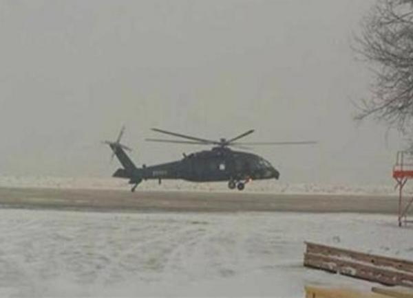 Вертолет Z-20