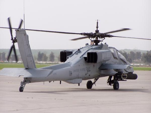 AH-64 армии США в Ираке (c) warisboring.com