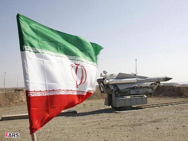 С-200 ВС Ирана