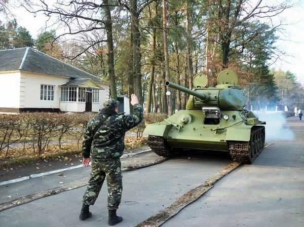 Т-34-85 (c) www.mil.gov.ua