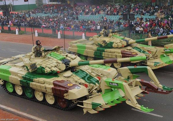 Т-72 ВС Индии (c) maktoob.com