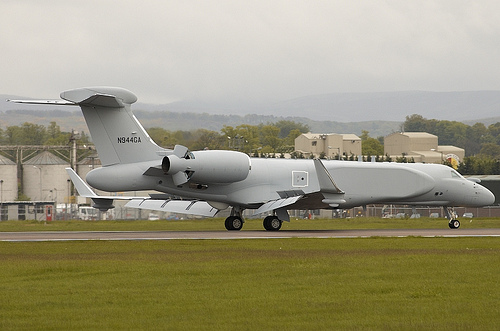 G550 AEW (c) Gerry Hill