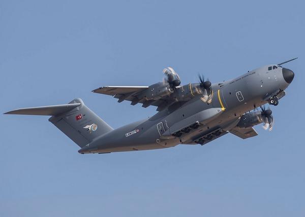 A-400M ВВС Турции