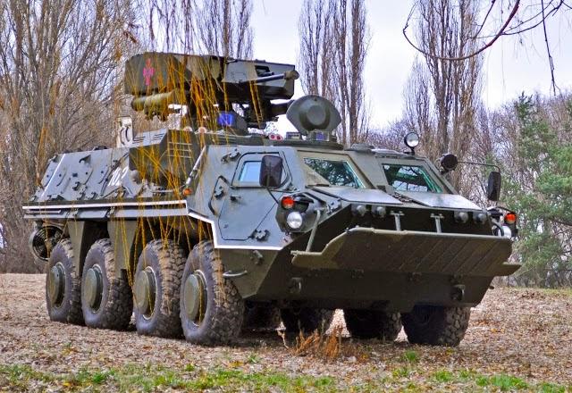 бронетранспортер БТР-4