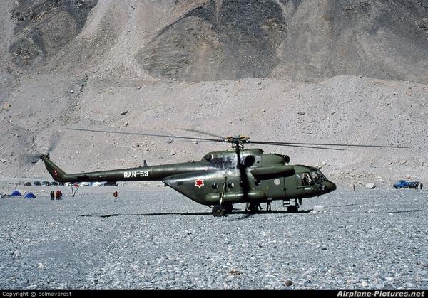 Ми-17 ВС Непала