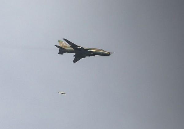Су-22 ВВС Сирии