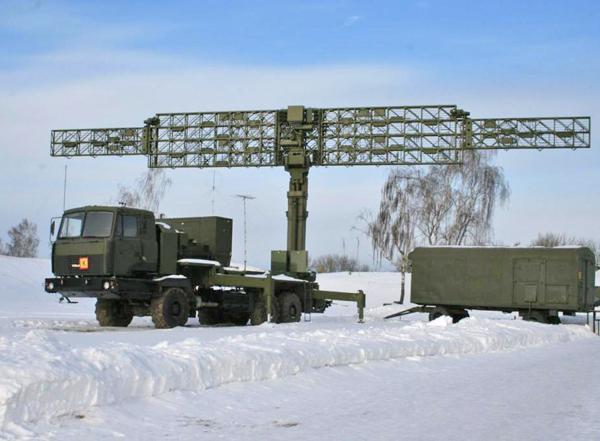 РЛС «Восток-Э» (c) www.kbradar.by