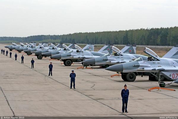 МиГ-29СМТ (c) www.airforce.ru
