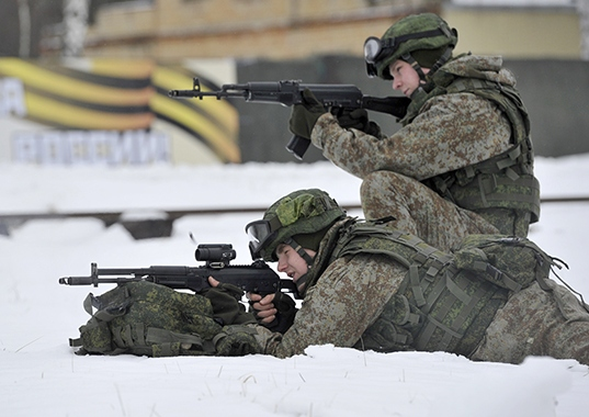 Боевая Ратник Фото: Сергей Бобылев/ ИТАР-ТАСС