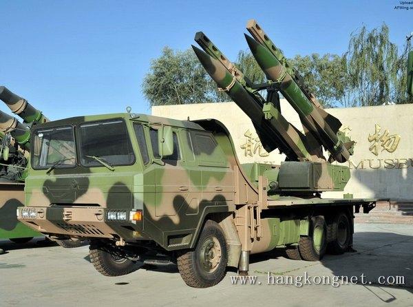 комплекс средней дальности KS-1A (HQ-12)