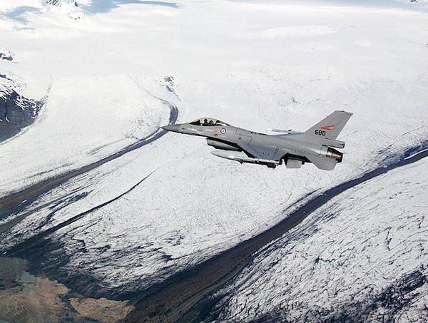 © 338 Skvadron/Forsvaret Norge