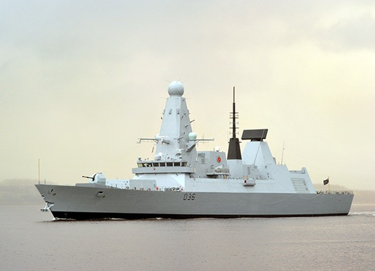 HMS Defender (c) www.naval-technology.com