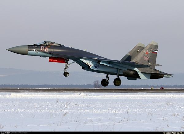 Су-35С (c) Avtor / russianplanes.net