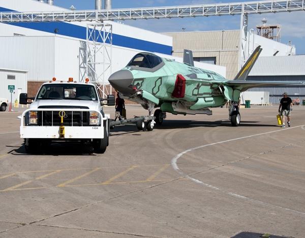 F-35 (c) www.flickr.com