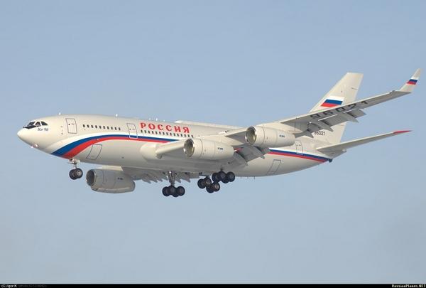 Ил-96-300 (c) Игорь К russianplanes.net