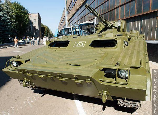 БМ Мангуст-2 на базе МТЛБ