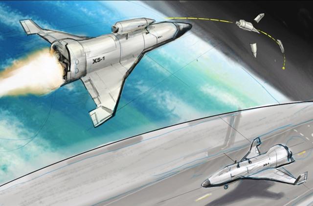 XS-1 (Experimental Spaceplane)