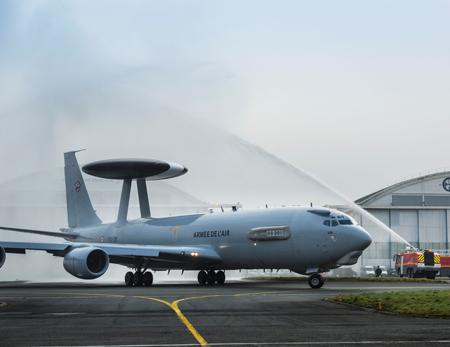 E-3F ВВС Франции