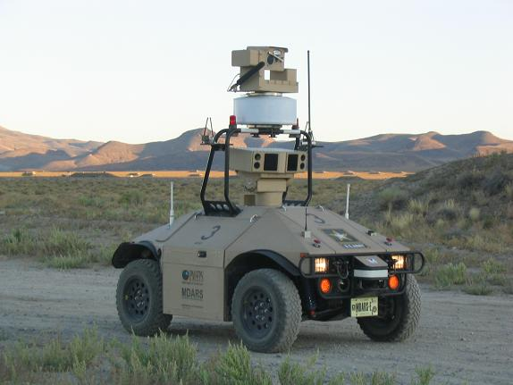 Mobile Detection Assessment Response System  (MDARS)