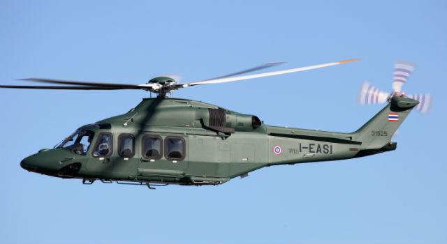 AW139 Королевской армии Таиланда