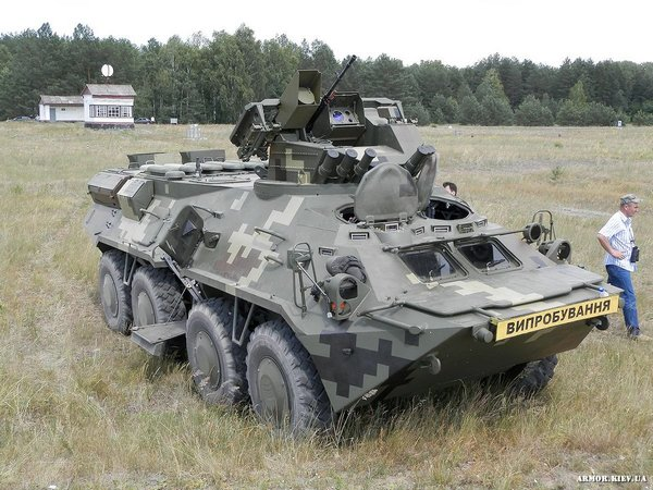 БТР-3К