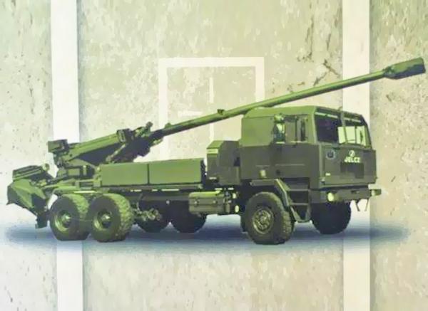 155 мм гаубица Kryl
