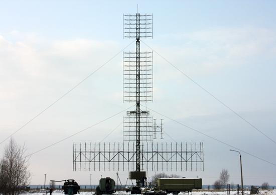Радиолокационная станция «Небо-У» (c) structure.mil.ru