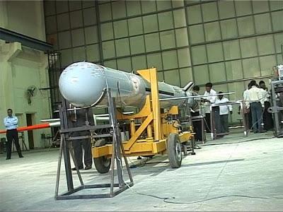 ракета средней дальности Nirbhay