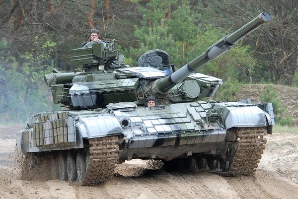 Т-64БВ (c) Сергей Попсуевич
