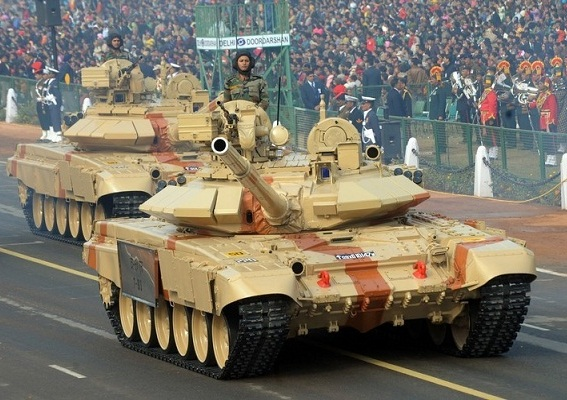 Т-90С (c) www.indusladies.com