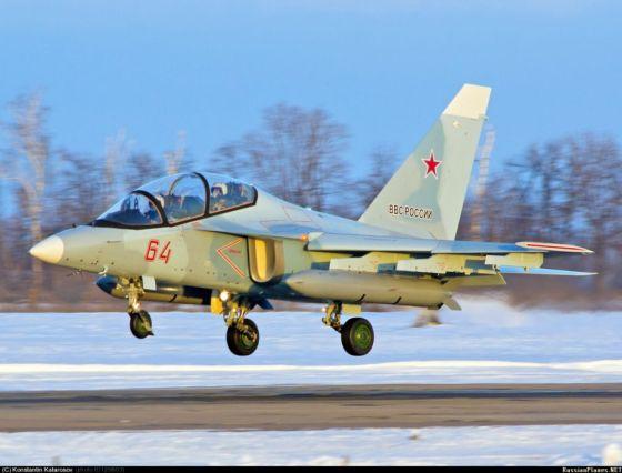 Як-130  (c) Константин Катаросов / russianplanes.net
