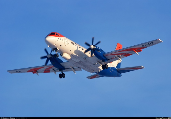 Ил-114 (c) Лысенко Серге russianplanes.net