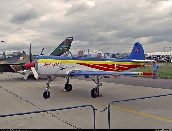 УТС Як-52М