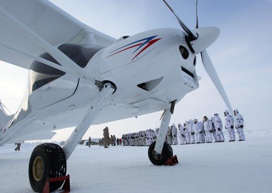 Легкий самолет МАИ-223 Китенок