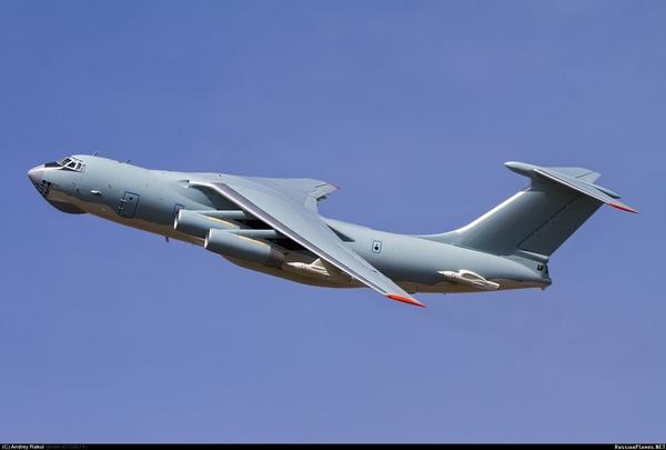 Ил-78 ВВС КНР (c) Андрей Ракул / russianplanes.net