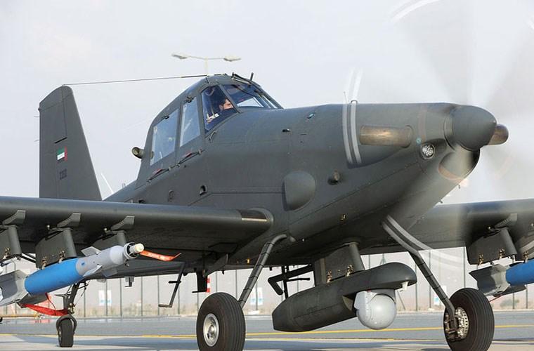 Air Tractor AT- 802U  ВВС ОАЭ (c) cms.kienthuc.net.vn