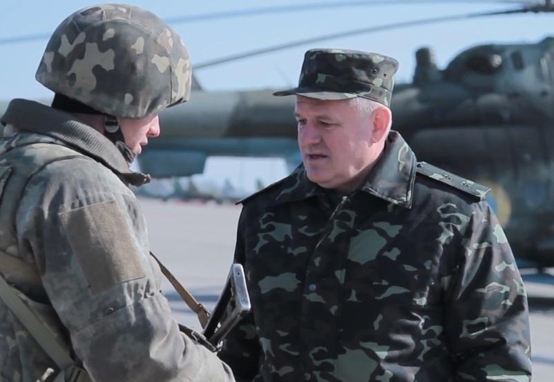 (c) Военное телевидения Украины
