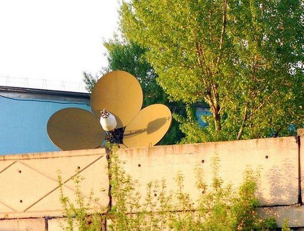 станция радиоконтроля спутниковой связи Лотос